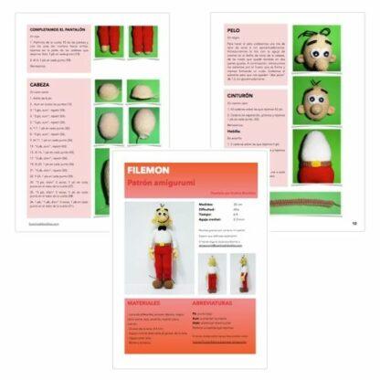Patrón Filemón PDF
