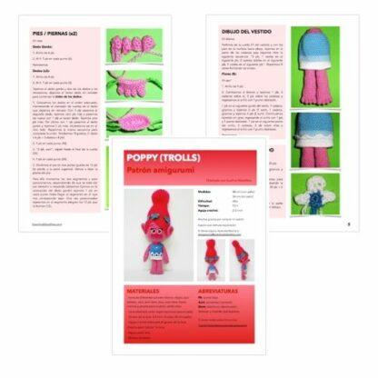 Patrón Poppy Amigurumi PDF