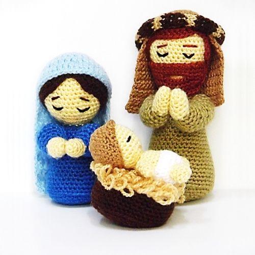 Amigurumi de NAVIDAD del reno Rudolph a crochet...patrón gratis ... | 500x500