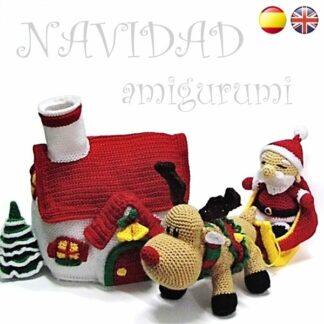 Crochet Christmas Ornaments Patterns | Ganchillo navideño ... | 324x324