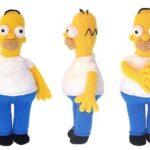 Patrón Homer Simpson